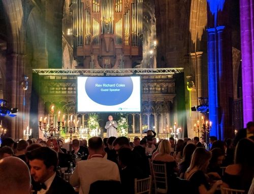 Staff attend RTPI North West Dinner